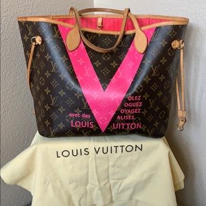 Louis Vuitton Limited Edition Mm Monogram